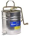 Picture of Mop Bucket Galvanized Steel 15lt with castors -BUCK369360- (EA)