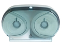 Picture of  Mini Jumbo Junior Dual Toilet Roll Dispenser -DISP433600- (EA)