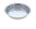 Picture of #4218 Family Pie Foil Container Deep - 140mm Round Base x 32mm High-FCON135430- (CTN-1000)