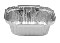 Picture of #325 / #7313 Small Square Deep Foil Sweet Dish - 95mm x 95mm Base Dimensions x 32mm High-FCON135510- (CTN-500)