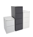 Picture of Steel Filing Cabinet - 3 Drawer Vertical-FURN358380- (EA)