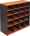Picture of Pigeon Hole unit 20 Hole - 1040 x 1040 x 380mm-FURN358900- (EA)