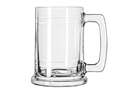 Picture of Glass Beer Mug Maritime 444ml-GLAS215510- (CTN-12)