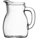 Picture of Glass Beer Jug with handle  1 litre Bistro-GLAS219100- (EA)