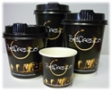 Picture of 16oz Belfresco Double Wall Coffee Cups -HCUP110291- (CTN-360)