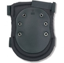 Picture of ProFlex Slip Resistant Rubber Cap Knee Pad - Black-MSAF836100- (PR)