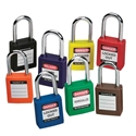 Picture of Safety Lockout Padlock - Brady Master Lock-MSAF870100- (EA)