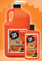 Picture of Yuk Off Loctite SF 7850 Orange Industrial Hand Cleaner Pump Pack with grit 4lt-SKIN455900- (EA)