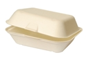 "Picture of Natural BIO Food Box Clam Medium 185x140x74 / 6x5x3""-SNAK153300- (CTN-250)"