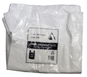 Picture of Singlet Bag XLge H/D Jumbo White 700x400+200 (**Not to be used as carry bags <35um**)-SNGB020500- (SLV-100)