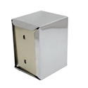 Picture of Stainless Steel Compact Dispenser Napkin Holder-SSTL224150- (EA)