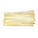 Picture of Bamboo Skewers  20cmx3.2mm Bulk -STRW178103- (CTN-1000)