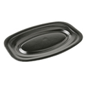 Picture of Black 240mmx360mm Foam Platter -TRAY162450- (SLV-10)