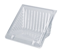 Picture of Sandwich Wedge Clear Plas 4 Quarters-WEDG151360- (CTN-250)