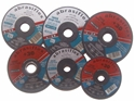 Picture of Cutting Disks 4in (100mm) x 2.5mm x 16mm A24R FLEXOVIT 1010216-WHEE764550- (EA)