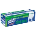 Picture of Cling wrap 600mtx33cm Zip Safe CASTAWAY-WRAP075450- (EA)