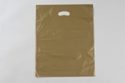 Picture of Boutique Plastic Bags 530x415mm Gold -BOUB022940- (CTN-500)