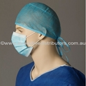 Picture of Face Mask Surgical Earloop  -3 Ply - BLUE-APPR490730- (BOX-50)