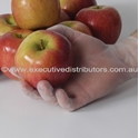 Picture of Gloves Vinyl Powdered Clear-GLOV468500- (BOX-100)