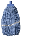 Picture of Duraclean Hospital Floormaster Launder Round Mop Head (Refill) - 350g - Oates-MOPS367767- (EA)