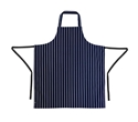 Picture of Apron - Butchers Blue and White Stripe 710mm(L) x 970mm(W)-APPR493920- (EA)