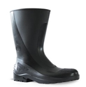 Picture of Gumboots -Ankle Length - Lightweight PVC Black-APPR489930- (PAIR)