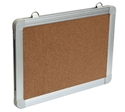 Picture of Premium Corkboard - 1200mm Wide x 900mm High-FURN358570- (EA)