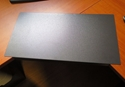 Picture of Corner Lozenge to Convert Desk and Return to a corner - Suits 25mm Top - Grey Only-FURN359313- (EA)