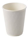 Picture of 12oz Monte Coffee Ripple Cups-HCUP109945- (SLV-40)