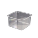 Picture of Clear Square Tub 300ml-HCON150062- (SLV-25)