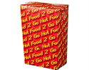 Picture of Cardboard Chipbox Large 104 x 57 x 151 - Printed-SNAK153001- (CTN-500)