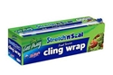 Picture of Cling wrap 120mt x 33cm Zip Safe-WRAP075350- (CTN-6)