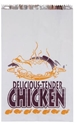 Picture of Large Chicken Bag Polylaminate Printed  - 160 x 340 + 75mm - Detpak-BREB009620- (CTN-500)