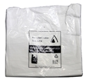 Picture of Singlet Bag H/D SuperJumbo White 900x440+250 (**Not to be used as carry bags <35um**)-SNGB020550- (CTN-500)