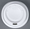 Picture of Cappa Lid to suit 8oz Dart Foam Cup-FLID123550- (CTN-1000)