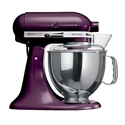 Picture of KitchenAid Mixer KSM150 - 4.8L Bowl Capacity - Colour: Boysenberry-EQUI238660- (EA)