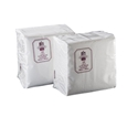Picture of Napkin 2 Ply GT (1/8th) Fold Luncheon White Redifold-NAPK183305- (SLV-100)