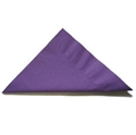 Picture of Napkin 2 Ply Dinner Purple -NAPK187200- (CTN-1000)