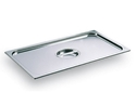 Picture of Lid for S/S Bain Marie Insert Pan 1/4 Size - Stainless Steel 265x162mm-SSTL225223- (EA)