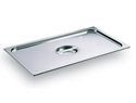 Picture of Lid for S/S Bain Marie Insert Pan 1/6 Size - Stainless Steel 176x162mm-SSTL225224- (EA)