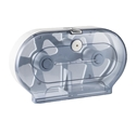 Picture of Jumbo Toilet Roll Dispenser Double Plastic-DISP433400- (EA)