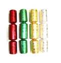 "Picture of Bon Bons 8"" Foil Red/Green/Gold/Silver Embossed ""merry Christmas""-MISC232370- (BOX-100)"