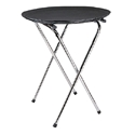 Picture of Chrome Folding Tray Stand and Anti-Slip Pizza / Food Tray-MISC234950- (EA)