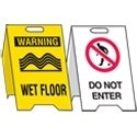 Picture of Signs - Floor Standing 670H x 280W-SIGN644560- (EA)
