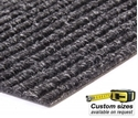Picture of Matting - Ultra Grip Black Mat with white flecks -  CUSTOM SIZE-MATT359960- (EA)
