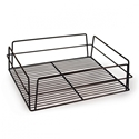 "Picture of Metal ""Glass Basket"" - 435x355x125mm Black PVC Coated-DWSH241578- (EA)"