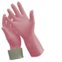Picture of Gloves Silverlined Durable Rubber Pink - Oates Premium-GLOV474872- (CTN-72PR)