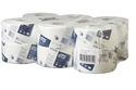 Picture of Toilet Paper Mini Jumbo Roll T2 Tork Advanced 1ply 400mt  - CTN-12-JUMB424053- (EA)