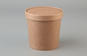 Picture of 26oz Betakraft Eco Food Container and Lid Combo - 116mm x 93mm x 110mm-BIOD079425- (CTN-250)