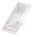 Picture of Enviro Sandwich Wedge X Large - 131 x 60 x 70mm-BIOD080450- (SLV-100)